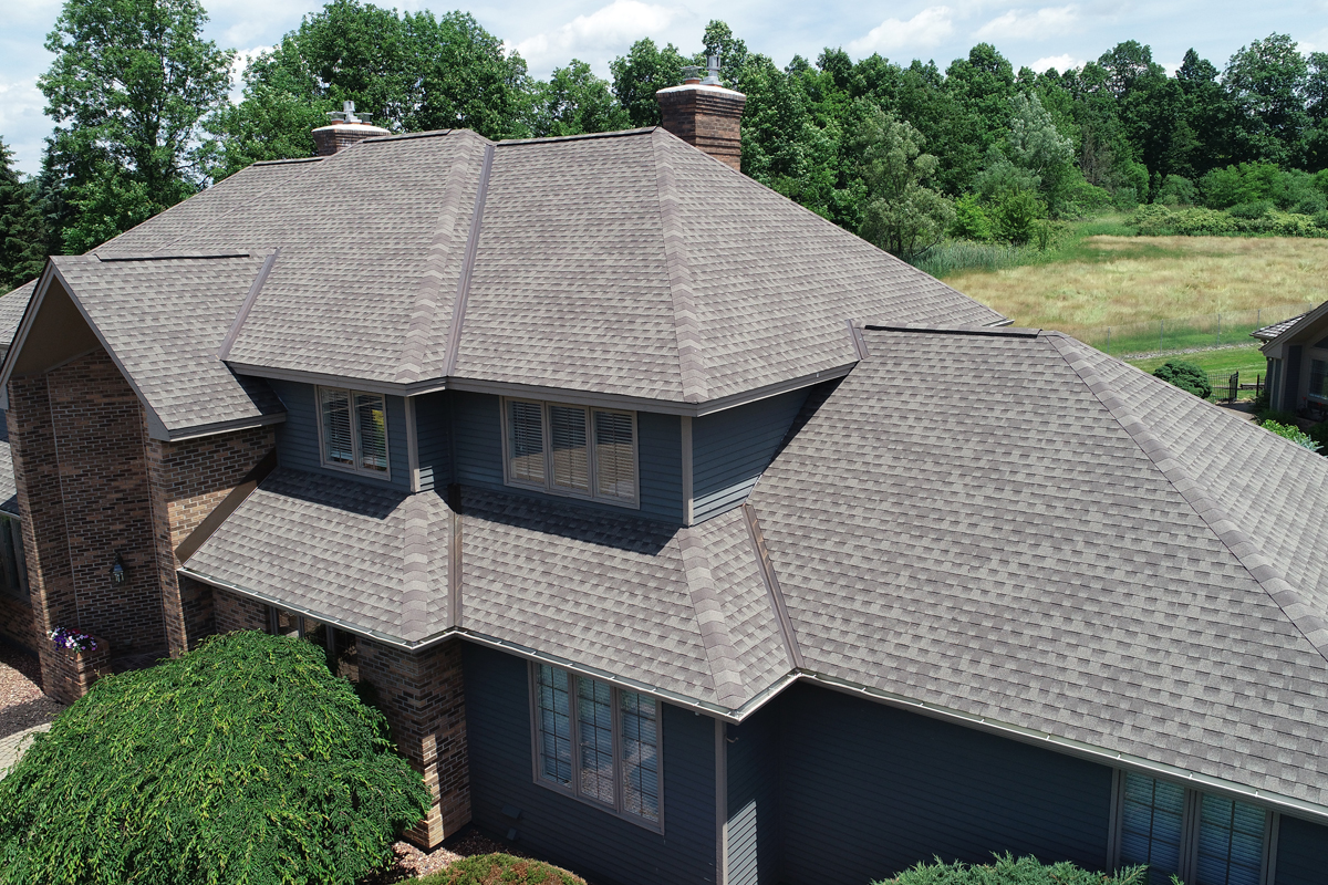 GAF Weathered wood shingles, central new your roofing, syracuse roofing